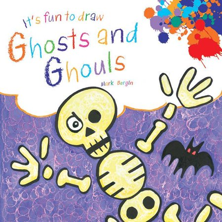 It's Fun to Draw Ghosts and Ghouls