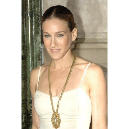 Sarah Jessica Parker At Arrivals For Cartier Declare Your Love Day Vip Cocktail Reception Cartier Store New York Ny June 08 2006 Photo By George TaylorEverett Collection