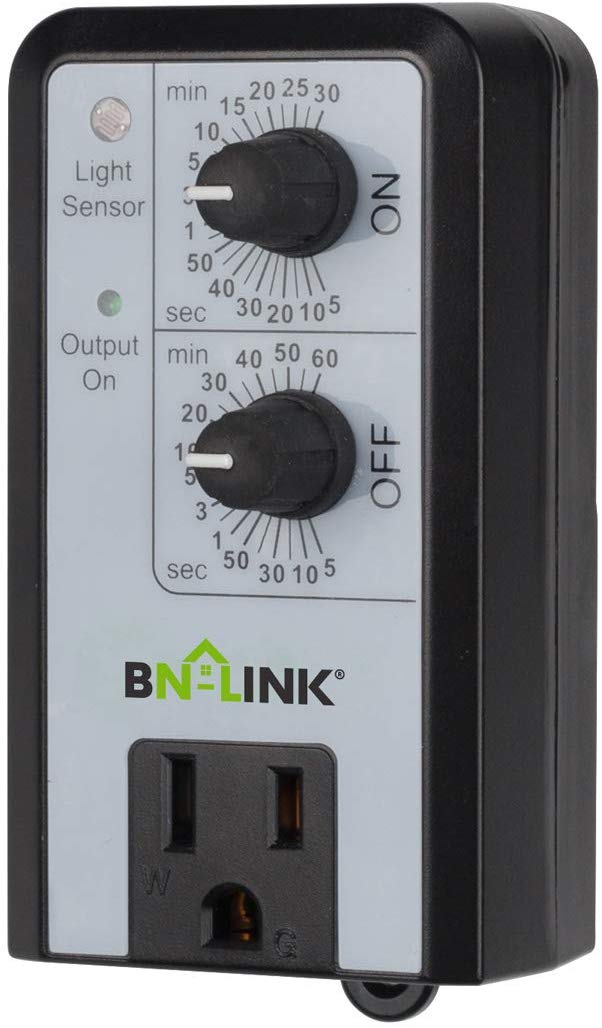 BN-LINK Short Period Repeat Cycle Timer Day/night, Or 24