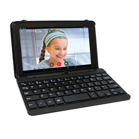 Rca Voyager 7 16gb Tablet With Keyboard Case Android Os