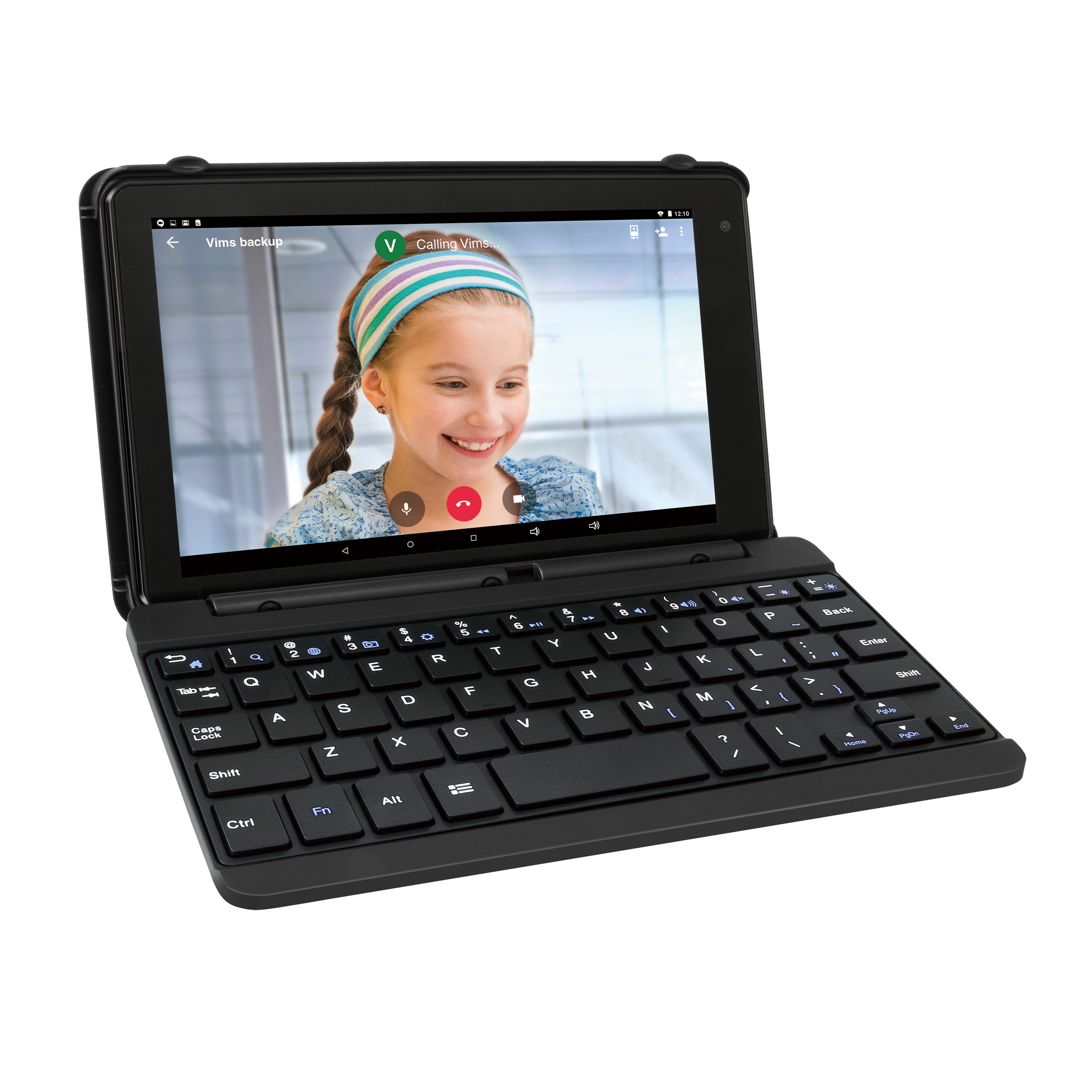 "RCA Voyager 7"" 16GB Tablet with Keyboard Case - Android 6.0"