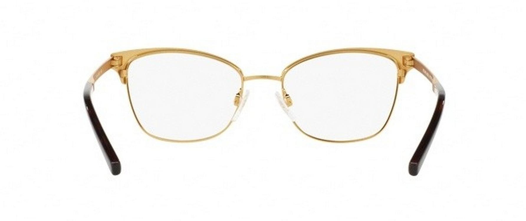 8bd5953c0d MICHAEL KORS Eyeglasses MK3012 ADRIANNA IV 1114 Brown Gold 51MM -  Walmart.com