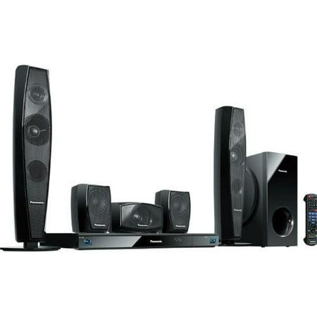 Panasonic SC-BTT273 Full HD 3D Blu-ray DiscTM Home Theater System