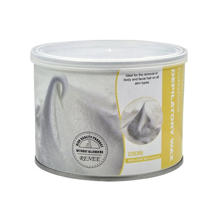 Salon supply store 14oz hair removal depilatory wax creme for Salon crm