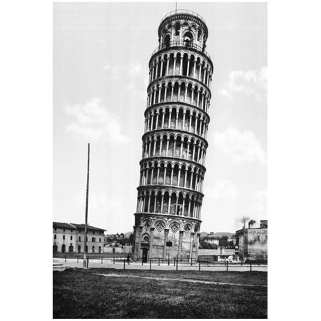 The Leaning Tower Of Pisa Photograph - Pisa, Italy Poster - 13x19