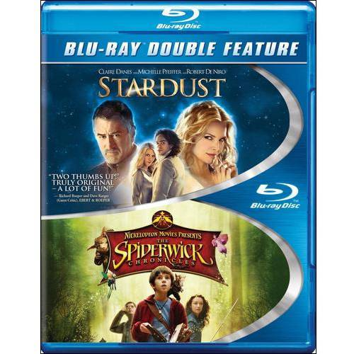 Stardust / The Spiderwick Chronicles (Blu-ray) (Widescreen)
