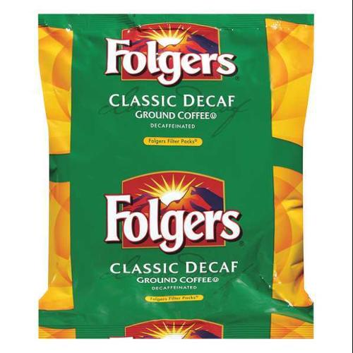 FOLGERS 2550006122 Filter,0.9 oz.,Packet,PK40 G1579350