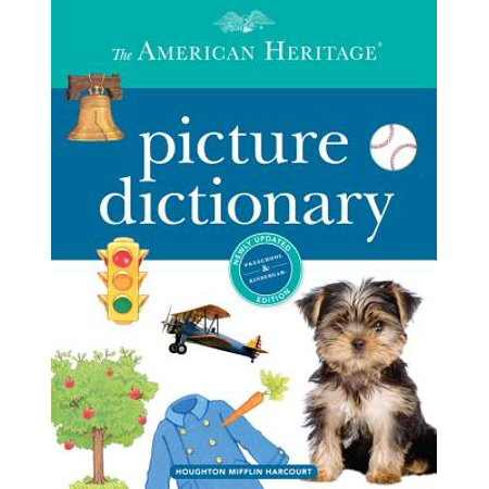 The American Heritage Picture Dictionary (John Boos American Heritage Gathering)