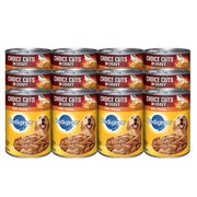 PEDIGREE CHOICE CUTS in Gravy With Chicken Canned Dog Food 22 Ounces