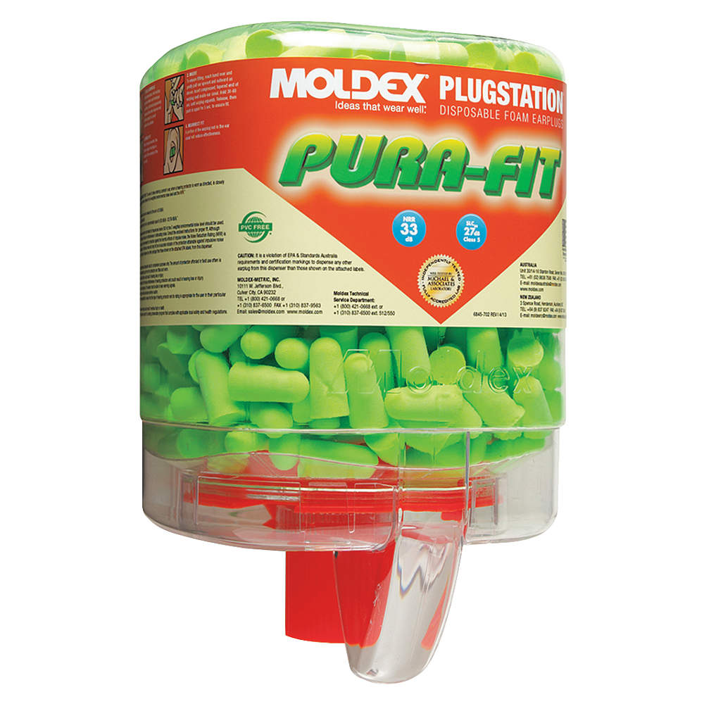 MOLDEX Ear Plugs with Dispenser 6844