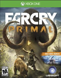 Far Cry: Primal , Ubisoft, Xbox One, 887256015947