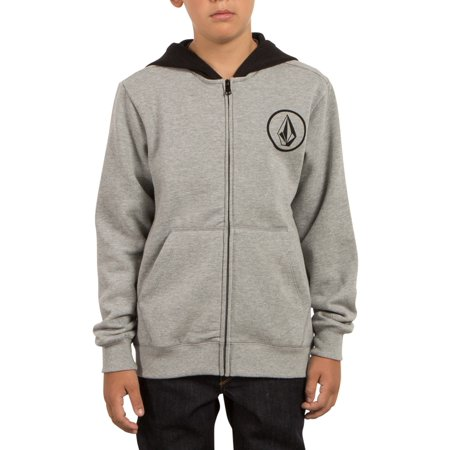- VOlcom Stone Zip Sweatshirt Grey