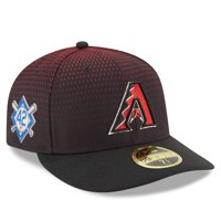 931c841854270 Product Image Arizona Diamondbacks New Era Jackie Robinson Day Low Profile  59FIFTY Fitted Hat - Black