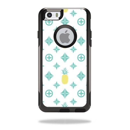 MightySkins Protective Vinyl Skin Decal for OtterBox Commuter iPhone 6/6S Plus wrap cover sticker skins Island (Island Wrap)