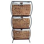 Pangaea Home and Garden Seagrass Basket Storage Pangaea ...