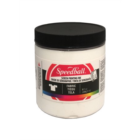 Screen Printing Ink (Speedball 8 oz. Fabric Screen Printing Ink)