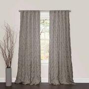 Lake Como Gray Window Curtain