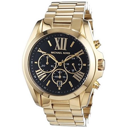 MK5739 Ladies Blair Gold Plated Chronograph Watch
