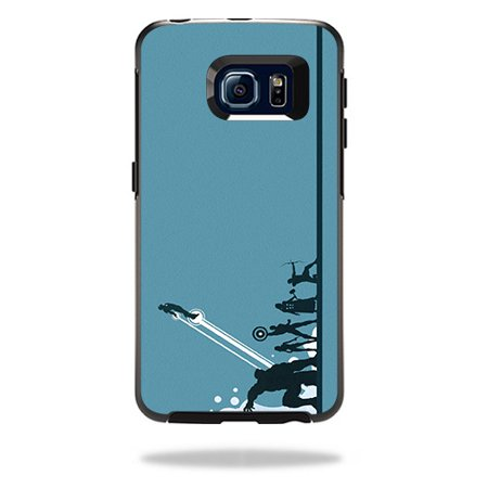 Skin For OtterBox Symmetry Samsung Galaxy S6 Edge Case – Super Squad | MightySkins Protective, Durable, and Unique Vinyl Decal wrap cover | Easy To Apply, Remove, and Change Styles | Made in the