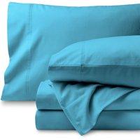 Bare Home 100% Cotton Velvet Flannel Sheet Set