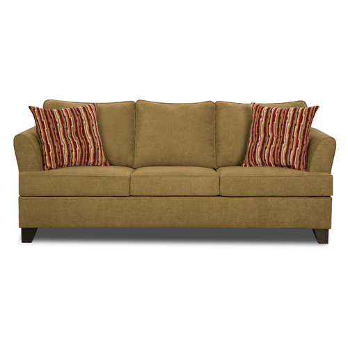 Red Barrel Studio Simmons Upholstery Antin Queen Sleeper Sofa by