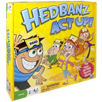 Spin Master Hedbanz Act Up Game