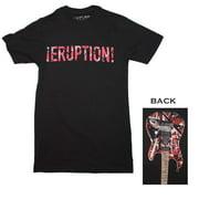 Eddie Van Halen Eruption T-Shirt Medium