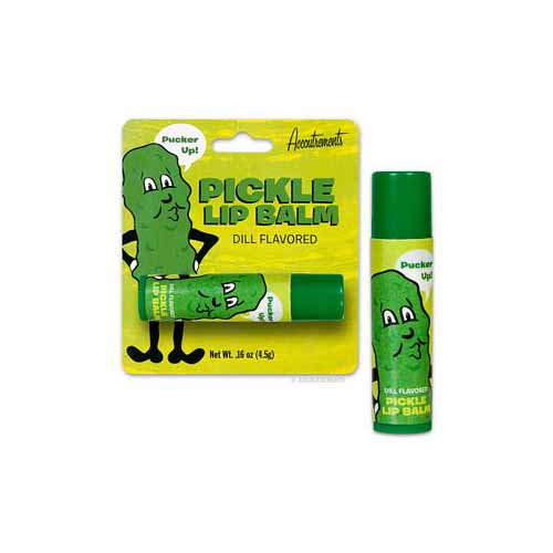 Pickle Lip Balm by Accoutrements - 12039