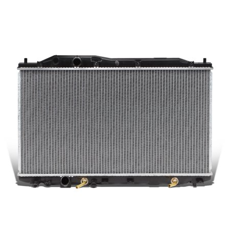 For 2006 to 2011 Honda Civic Acura CSX 1.3L 1.8L 2923 Factory Style Aluminum Core Radiator 07 08 09 10 09 Factory Replacement