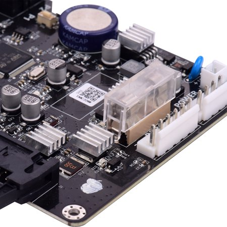 ET4 3D Printer Upgrade Motherboard Control Board Ultra Quiet Mainboard 32Bit 256 Subdivision Support Offline Update Resume Printing Filament Detection - image 3 of 7