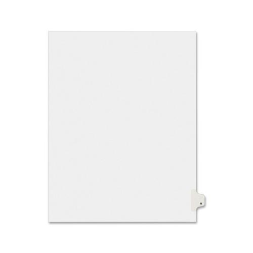 Avery Individual Legal Divider AVE01425