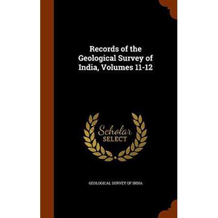 Records of the Geological Survey of India, Volumes 11-12 - image 1 of 1