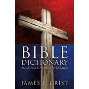 Best Bible Dictionaries - Bible Dictionary (Paperback) Review