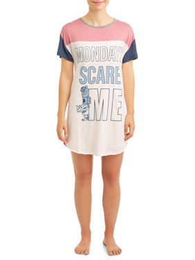 01592e518c Product Image Disney Women's and Women's Plus Monsters Sleepshirt
