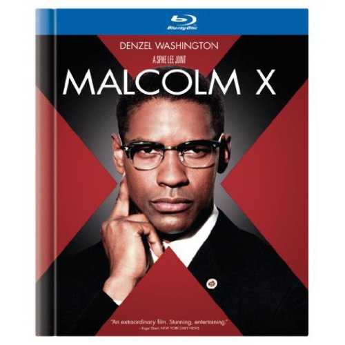 Malcolm X (Blu-ray Book) (Widescreen)