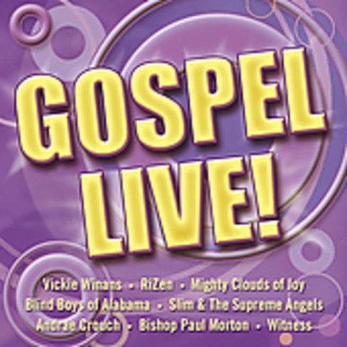 Gospel Live! (Includes DVD)