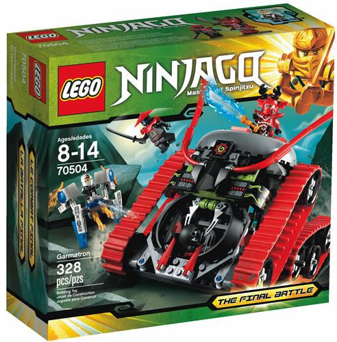 LEGO Ninjago Garmatron Play Set