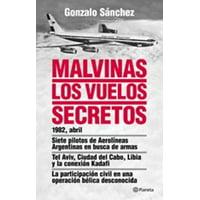 Malvinas. Los vuelos secretos - eBook