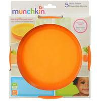 Munchkin Multi Plates, 5 ea (Pack of 3)
