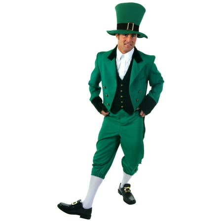 Plus Size Leprechaun Costume - Leprechaun Costume For Women