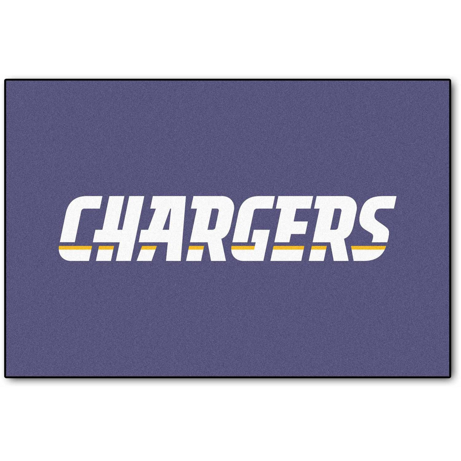 NFL San Diego Chargers Starter Mat