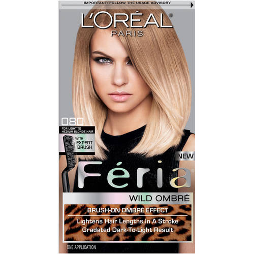 L'Oreal Paris Feria Ombre Brush-On Hair Color