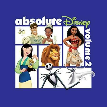 Absolute Disney: Volume 2 (Various Artists)