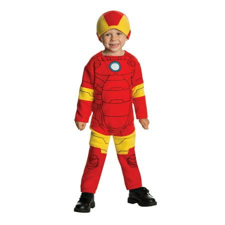 Ironman Costume Toddler (Halloween Iron Man Infant/Toddler)
