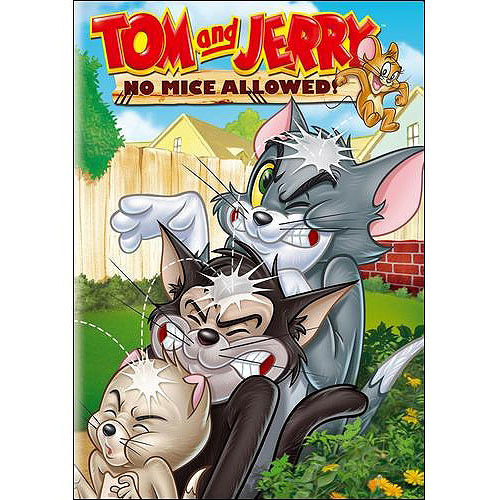 Tom And Jerry: No Mice Allowed