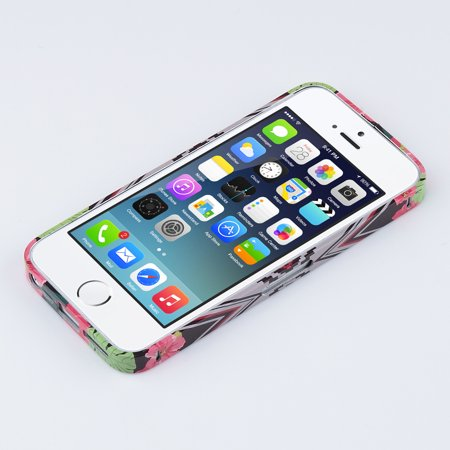 official photos 85796 0bc69 ULAK iPhone 5s Bumper, Slim Aluminum Metal Bumper Frame Case Skin for Apple  iPhone 5 5S 5G