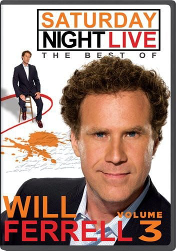 Saturday Night Live: The Best Of Will Ferrell, Vol. 3 by UNIVERSAL HOME ENTERTAINMENT