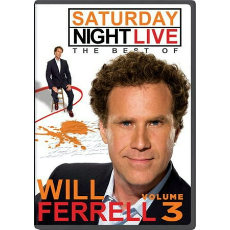 SNL: Best of Will Ferrell Volume 3 (DVD)