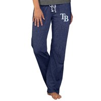 Tampa Bay Rays Concepts Sport Women's Quest Knit Pants - Navy