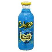 Calypso Ocean Blue Lemonade 12 Pack, 16 oz Bottles